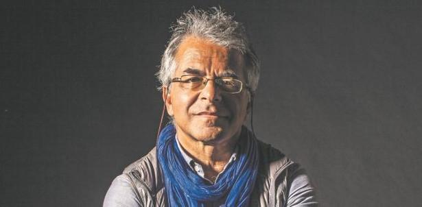 Sławomir Grünberg, operator, reżyser, producent filmowy oraz telewizyjny. W 1981 r. wyjechał do USA, gdzie realizuje filmy dokumentalne. fot. Maksymilian Rigamonti