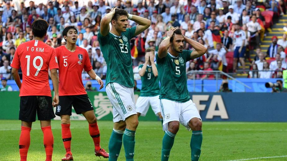 Niemcy – Korea