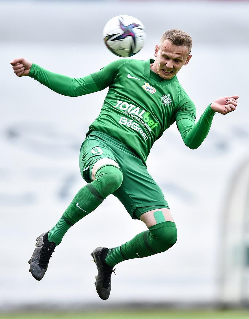 Mateusz Kuzimski (30 l.) miał kończyć z piłką, a w tym sezonie zdobył już siedem bramek dla znakomicie grającej Warty