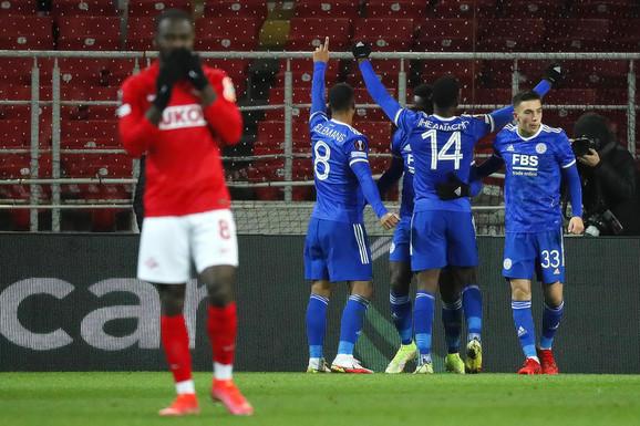 NAJLUĐI MEČ LIGE EVROPE OVE GODINE! Sedam golova, veliki preokret i fenomenalni Zambijac!