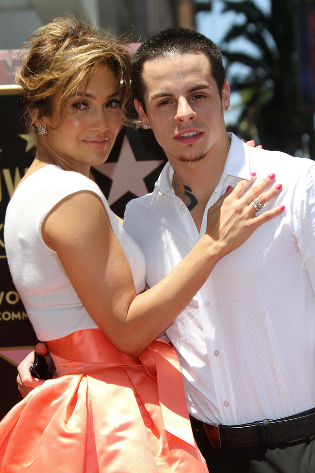 Jennifer Lopez i Casper Smart