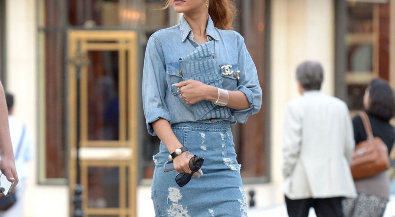 5 must try denim on denim looks