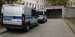 Pożar w szpitalu w Skierniewicach. Ewakuacja dzieci