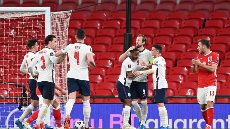 Anglia-Polska na Wembley