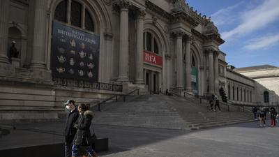 With Museums Empty, Security Experts Hope Thieves Stay Home, Too