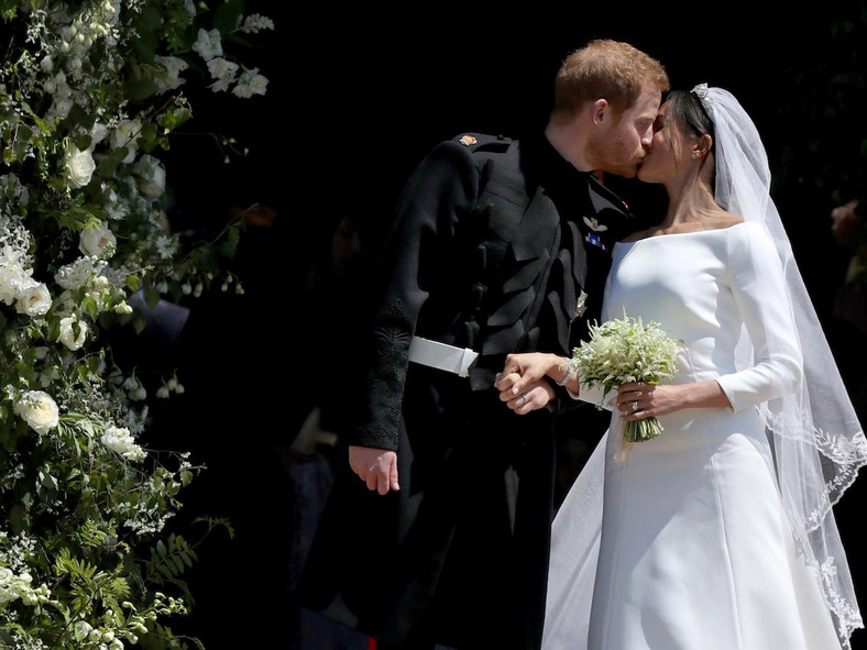 Prince Harry and Meghan Markle got married in May 2018 in a very beautiful and colourful ceremony