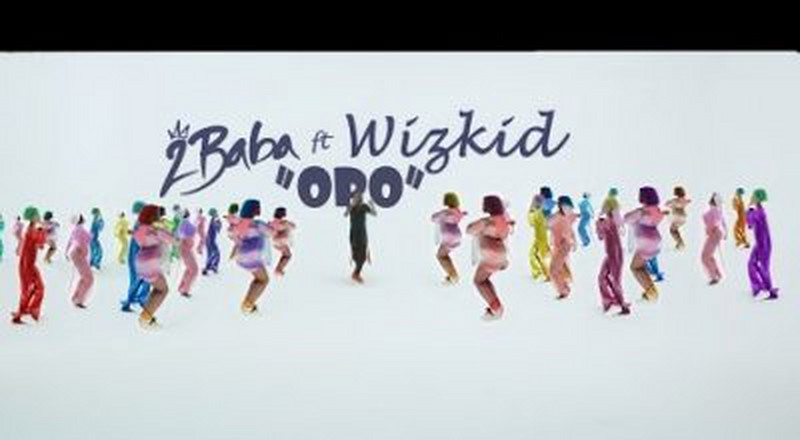Wizkid features in new video for 2Baba's, 'Opo'