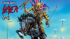 Slayer i Ghost wystąpią przed Iron Maiden w Polsce