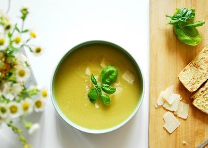 Zupa Krem Z Cukinii Szybki Obiad I Włoska Kuchnia Przepis
