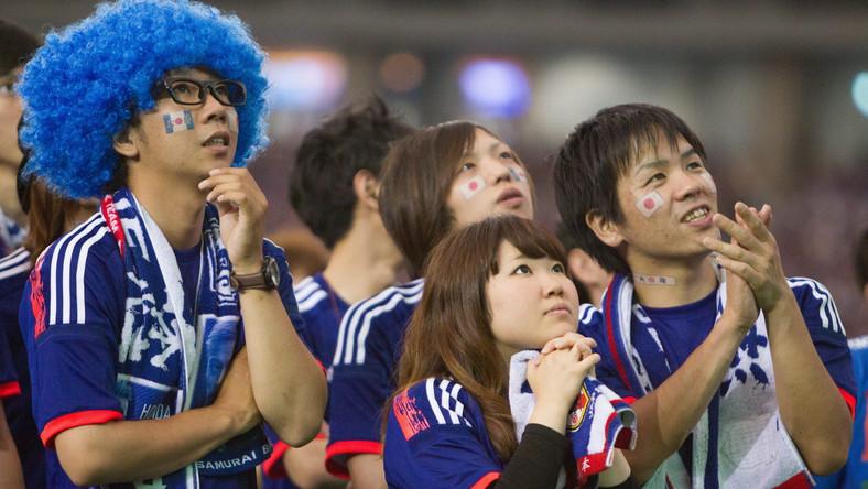 Japońscy kibice