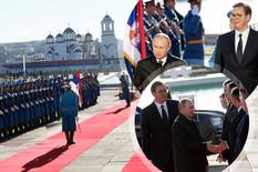 (UŽIVO) PUTIN U SRBIJI Vučić: Vrednost potpisanih ugovora je 230 miliona evra, a kada budu realizovani biće 660 MILIONA (FOTO, VIDEO)