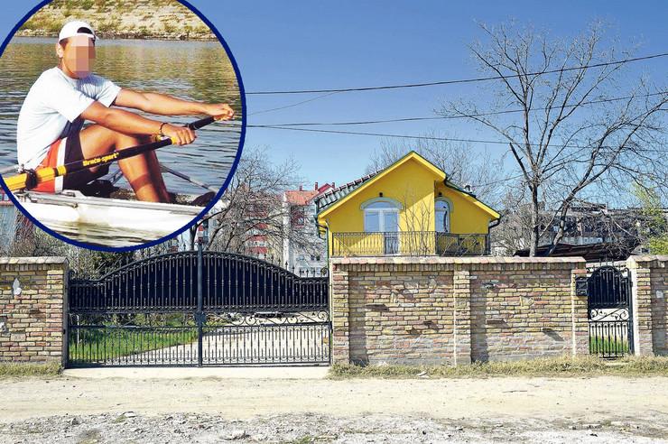 Bačena bomba na kuću bivše žene Ranka Češića