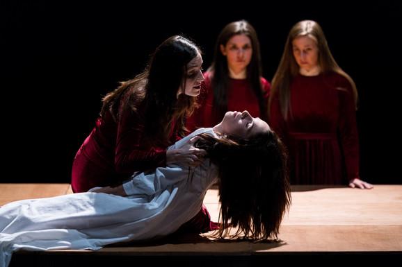 Predstava ''Veštice iz Salema''
