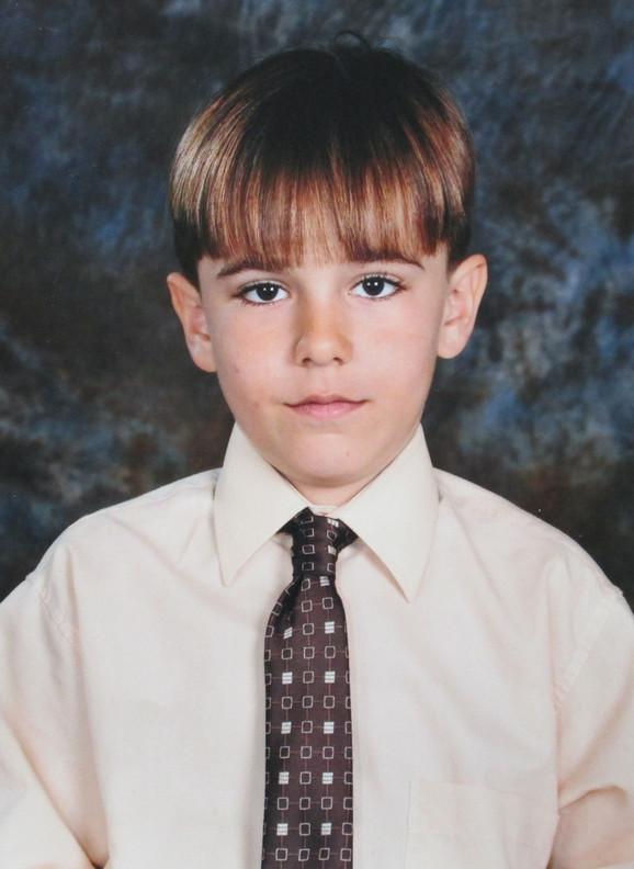 Imao je samo osam godina kada je preminuo od sepse posle preloma ruke: Radenko Nikodinović