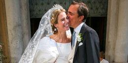 Kolejny ślub w rodzinie królewskiej. Panna młoda w sukni w stylu księżnej Diany!