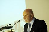 Vladan Vukosavljević, ministar kulture i informisanja, govori u SANU