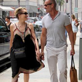 Sharon Stone ma nowego chłopaka?