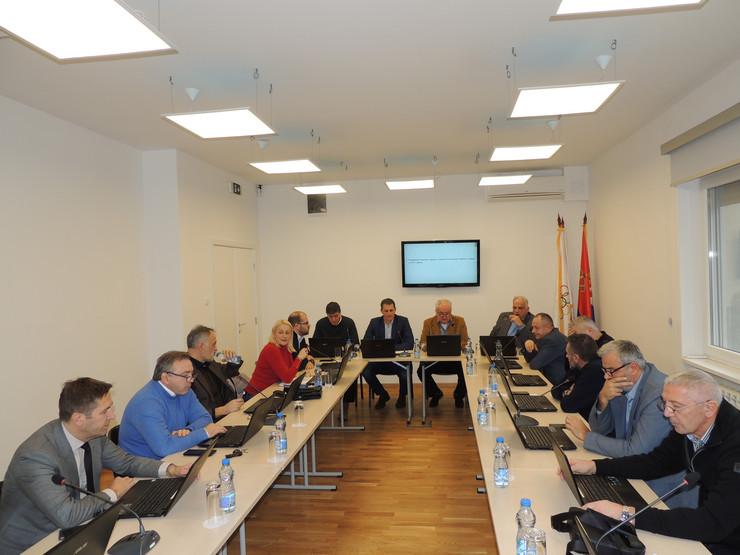 Sednica Olimpijskog komiteta Srbije