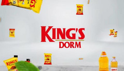 Explore the beauty of Nigerian food with King's Dorm
