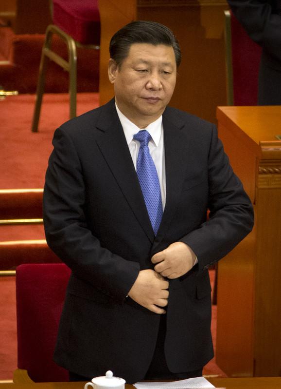 Kineski predsednik odlućan u borbi protiv korupcije