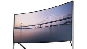 Samsung prezentuje 105-calowy telewizor z zakrzywionym ekranem za 120 tysięcy dolarów