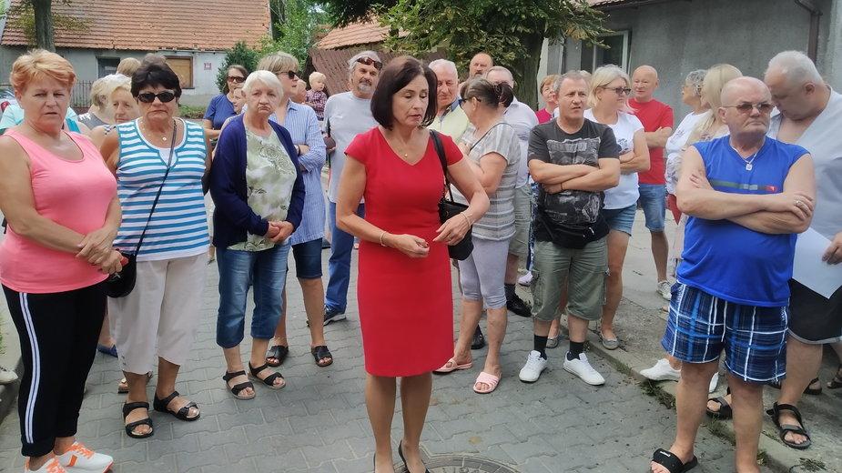 Mieszkańcy Radogoszcza mają nakaz wyburzenia przybudówek