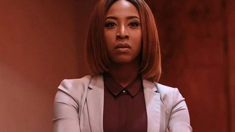 Chi Mhende is Miri in Queen Sono [Netflix]