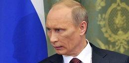 Co się stało z twarzą Putina? Zdjęcia