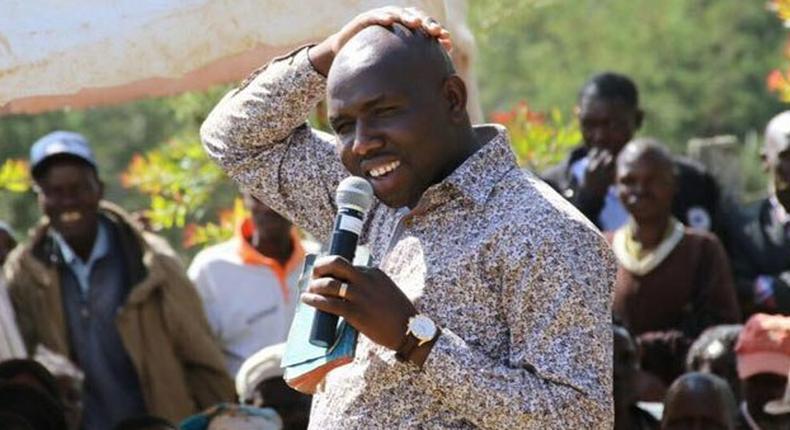 Senate Majority Leader Kipchumba Murkomen