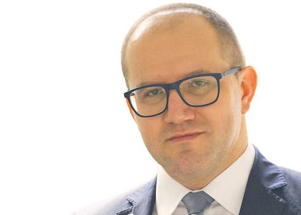 Tomasz Żuchowski, szef Generalnej Dyrekcji Dróg Krajowych i Autostrad fot. Wojtek Górski
