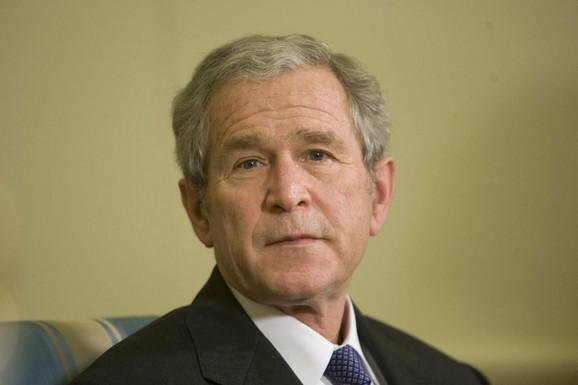 Džordž Buš: Borili smo se protiv terorizma svim sredstvima