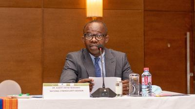 Ghana's cybersecurity development ranked third in Africa