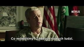 """Machina wojenna"": zwiastun filmu Netfliksa"