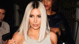 Kim Kardashian topless na ogromnym łóżku. Fani zachwyceni