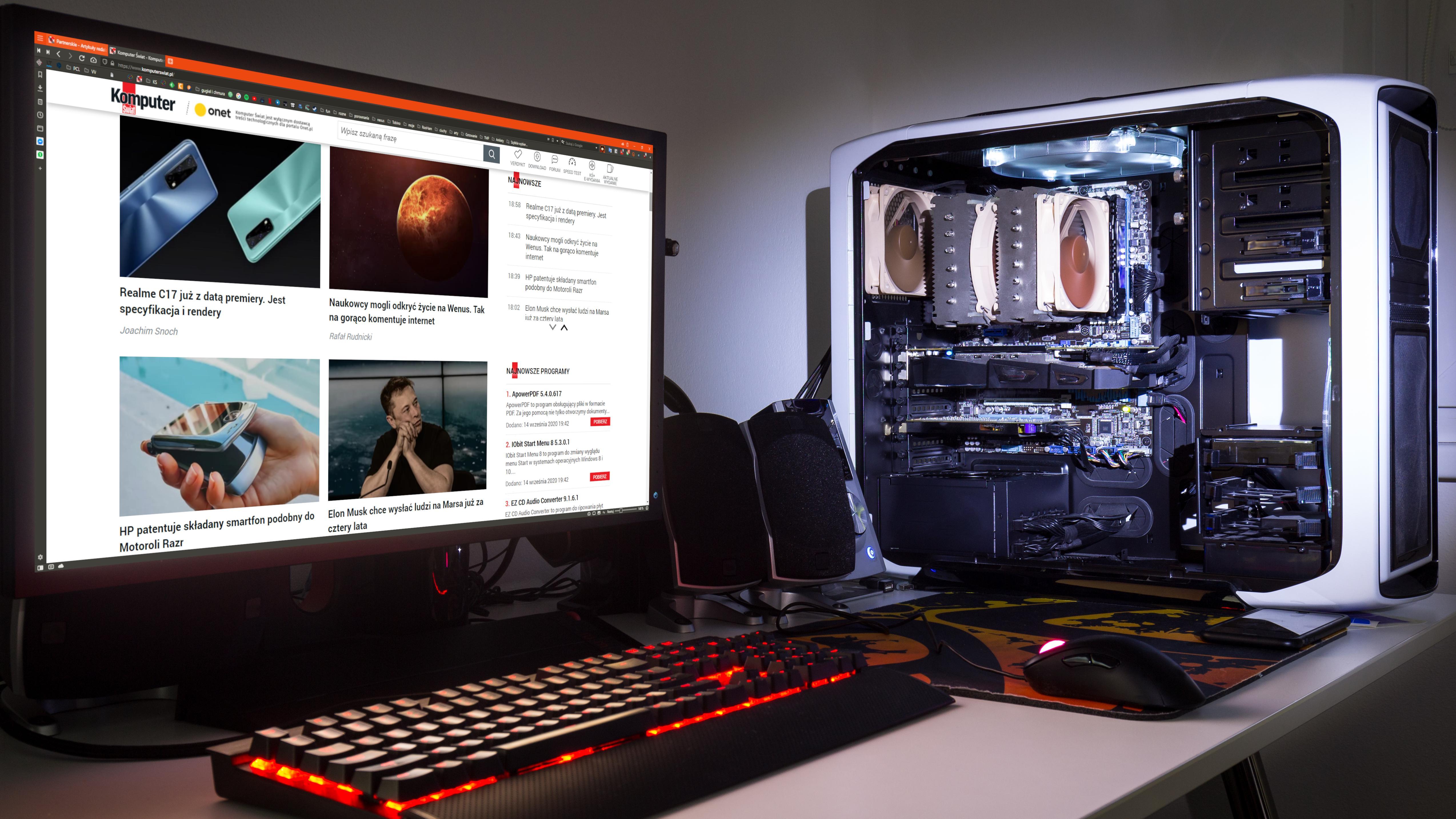 Jaki Komputer Za 4000 Zl Kupic W Marcu 2021 R