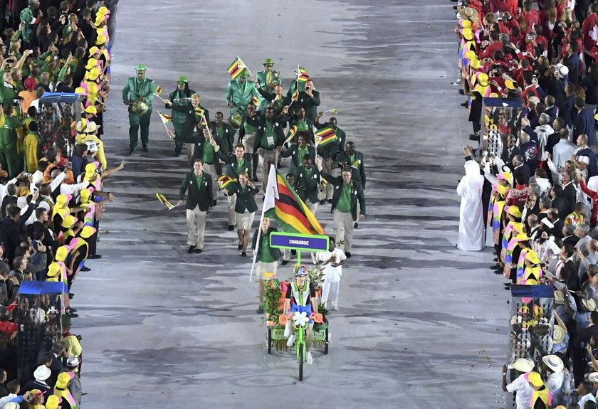 Rio 2016: Sportowcy z Zimbabwe trafią do więzienia? Prezydent wściekły