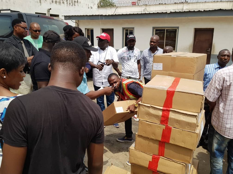 Katsina INEC starts distribution of sensitive election materials - REC (Punch)