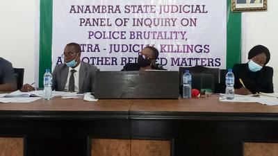 EndSARS: Police shun sittings of Anambra Judicial Panel