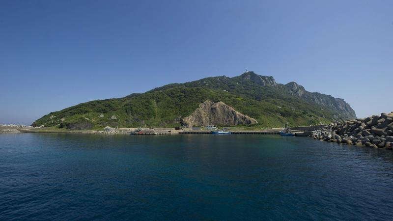 Okinoshima - japońska wyspa, na którą kobiety nie mają wstępu