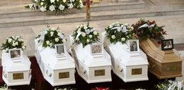 Pogrzeb ofiar pożaru w Jastrzębiu. RELACJA!