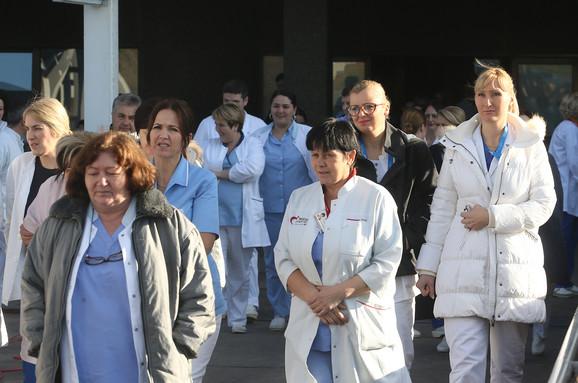 Manje zdravstvenih radnika