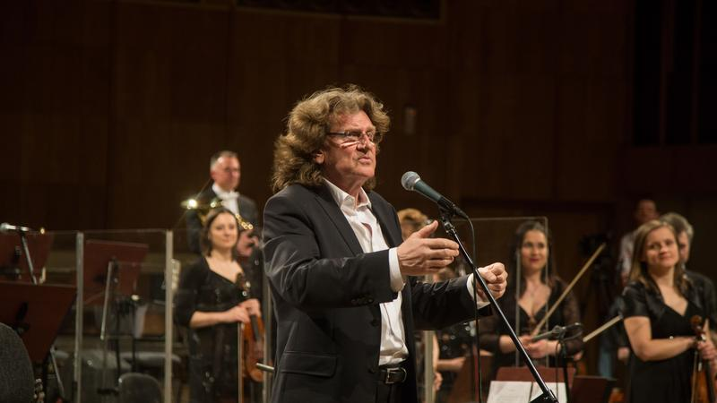 Zbigniew Wodecki ( fot. Michał Murawski)