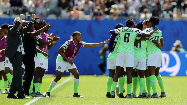 Super Falcons of Nigeria (Getty Images)