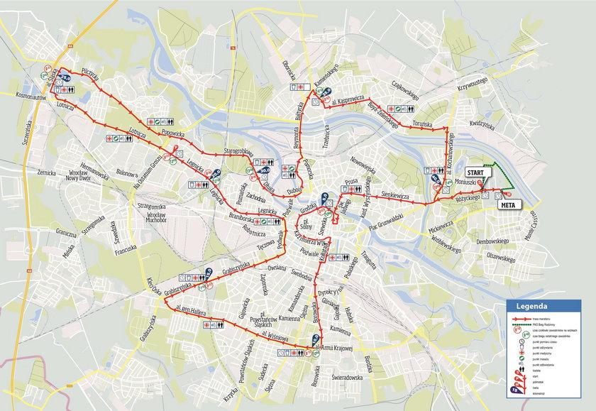 34. Maraton Wrocław