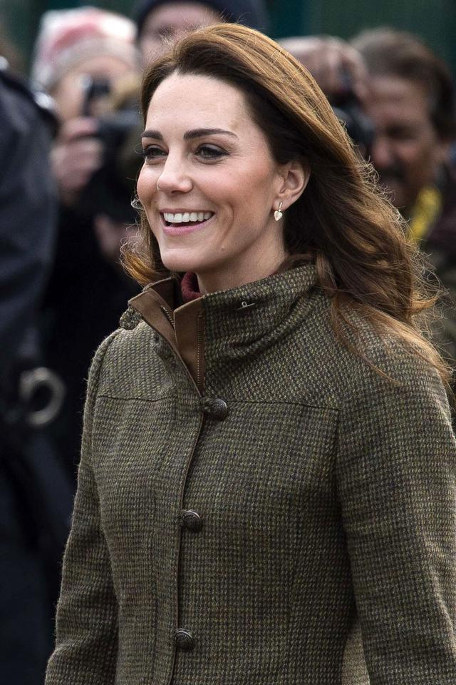 Księżna Kate Middleton w Islington