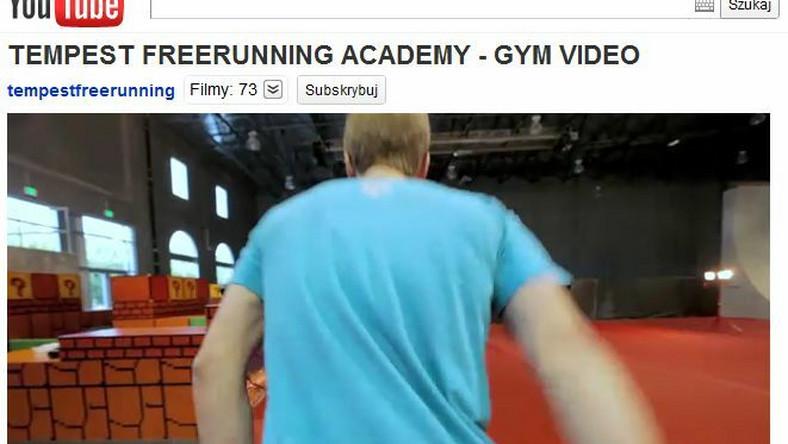 Freerun stawia przed tobą dwa cele: osiągnięcie zadowolenia z siebie i czerpanie przyjemności z trenowania