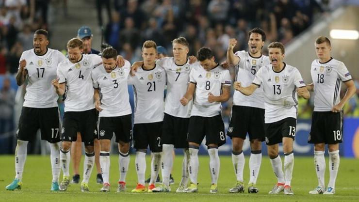 Nemačka reprezentacija Tanjug