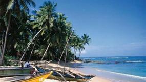 Plażowy raj po tsunami