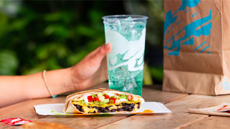 Taco Bell Launches A Vegetarian Menu Nationwide