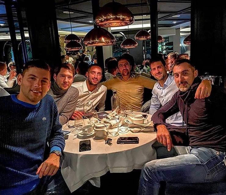 Teniseri u Madridu